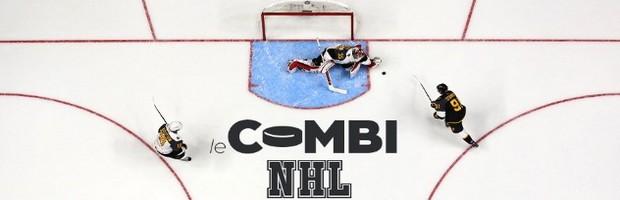 L'offre Combi NHL sur France Pari du 12 au 14 octobre 2016