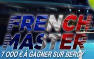Pariez sur le Masters 1000 de Paris Bercy avec Winamax : Jackpot de 7.000€ mis en jeu du 31/10 au 6/11