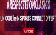 """Regardez gratuitement Barça-Real avec Betclic : Un code """"beIN Sports Connect"""" offert aux parieurs"""