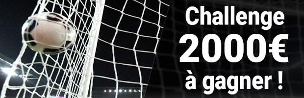 Jusqu'à 1.000€ à gagner en pariant sur le foot en novembre avec France Pari