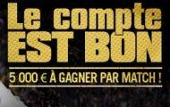 Pronostiquez le score de France/Nouvelle-Zélande avec Winamax : 5.000€ à gagner sur le rugby le 26 novembre