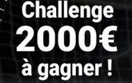 Pariez sur le foot européen avec France Pari du 31 octobre au 7 novembre : 2.000€ de dotation à partager