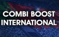 Combi Boost de NetBet sur les matchs internationaux du 09 au 15 novembre : Jusqu'à 50% de gains en plus