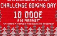 Le Challenge Boxing Day sur le foot anglais avec Parions Sport : 10.000€ mis en jeu du 22 décembre au 4 janvier