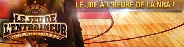 Le Jeu de l'Entraîneur sur la NBA avec Winamax