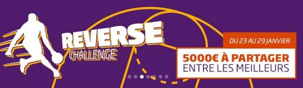 Gagnez 50€ avec PMU grâce à vos paris basket en janvier