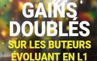 Pariez sur la CAN du 14 janvier au 4 février avec Betclic : Doublez vos gains si un joueur de L1 inscrit un but