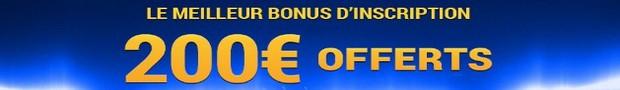 reouverture France Pari bonus