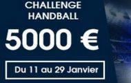 Pariez sur le Championnat du monde de hand du 11 au 29/01 avec NetBet et empochez votre part des 5.000€