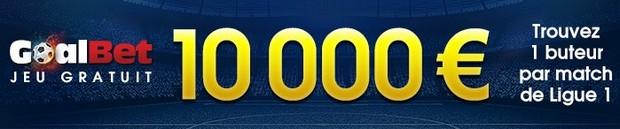 10.000€ mis en jeu par NetBet à chaque journée de Ligue 1