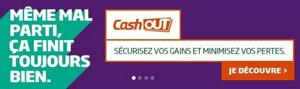 Découvrez l'option Cash Out de PMU Sport