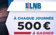 """Pariez sur la Pro A de basket avec le challenge """"5 meilleurs"""" sur Betclic : 500€ en jeu à chaque journée"""