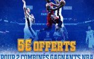 Misez sur la NBA du 31/01 au 07/02 avec France Pari : 5€ offerts pour 2 paris combinés gagnants