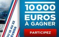 Pariez sur le foot du 10 au 22 février 2017 avec Betclic : 10.000€ à partager pour les 200 premiers du challenge