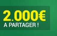 Challenge NBA sur Unibet.fr du 20 au 26 mars : 2.000€ à partager entre les 30 meilleurs parieurs