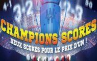 Misez sur les 1/8 de la Ligue des Champions avec Winamax : 2 paris placés = 1 pari offert les 14 et 15 mars