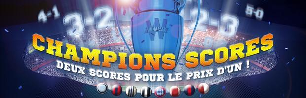 Pariez sur les huitièmes de finale de la Ligue des Champions avec Winamax Sport