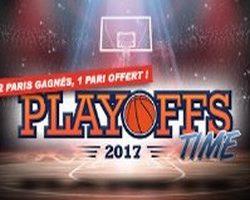 Pariez avex Winmax sur les playoffs de NBA 2017