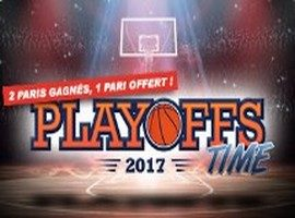 Pariez avex Winmax sur les playoffs de NBA 2017