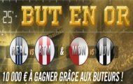 Pariez sur les buteurs de Juventus/Monaco et Atletico/Real avec Winamax : 20.000€ en jeu au total