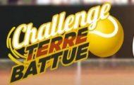 Pariez sur le tennis avec Betclic du 8 au 21 mai 2017 : 10.000 euros en jeu sur le challenge terre battue