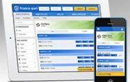 Comment télécharger l'application France-Pari sur iPhone et Android : Pariez sur votre tablette ou votre smartphone