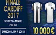 Pariez sur les buteurs de Juventus Turin/Real Madrid en finale de Ligue des Champions avec NetBet.fr