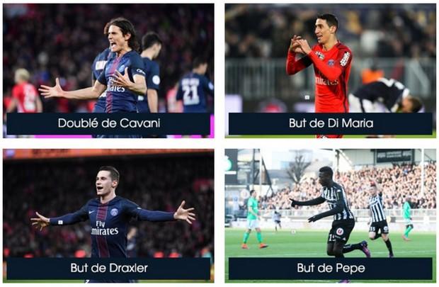 Choisissez l'un des 4 scénarios de NetBet pour Angers-PSG