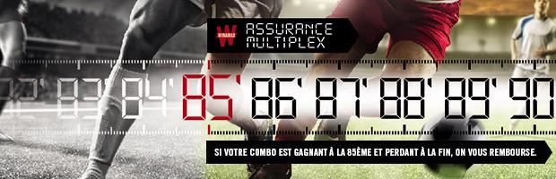 Pariez en combiné sur la 38ème journée de Ligue 1 avec Winamax