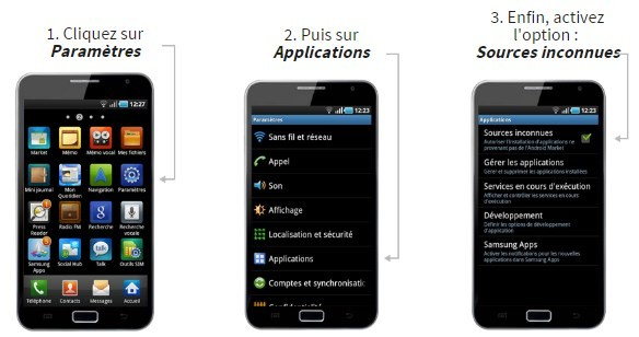 Application poker Winamax Android