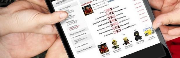 Pariez depuis votre smartphone avec l'appli mobile de Winamax