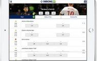 Appli mobile ParionsSport FDJ : Pariez sur Iphone, Ipad, Android, Windows ou Blackberry