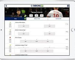 Parions sport mobile vous permet de placer vos paris sportifs depuis votre mobile