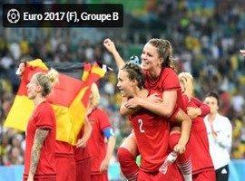 Pariez avec ZEbet sur l'Euro 2017 de football féminin