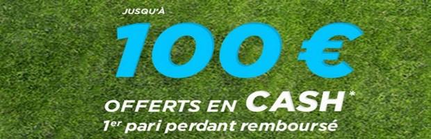 code promotionnel Parions sport web