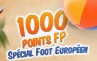 Misez en combiné sur les coupes d'Europe du 1er au 3 août avec France-pari.fr : jusqu'à 1.000 points FP offerts