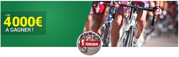 Challenge cyclisme sur Unibet lors de la Vuelta 2017