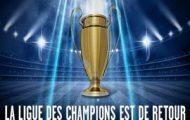 Inscrivez-vous sur Winamax.fr et profitez de 10€ offerts à l'occasion de la reprise de la Ligue des Champions