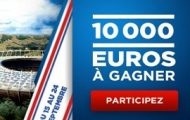 Pariez sur le football avec Betclic.fr du 15 au 24 septembre 2017 : 10.000€ de cagnotte à partager