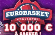 Challenge Eurobasket 2017 sur Winamax.fr : Cagnotte de 10.000€ à partager entre les meilleurs parieurs