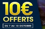 Pariez sur France/Belarus avec NetBet : Jusqu'à 10€ remboursés sur le match du 10 octobre 2017