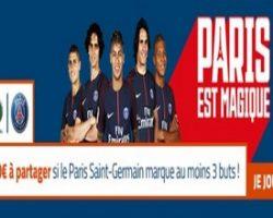 Pariez sur Anderlecht-PSG le 18 octobre 2017 avec PMU