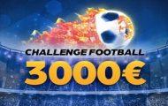 Pariez sur le foot européen avec France Pari : 3.000€ à partager entre le 21 novembre et le 3 décembre 2017