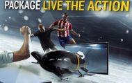 """Challenge de l'Avent 2017 avec Bwin Sport : 1 pack """"Live the Action"""" + de nombreux cadeaux à gagner"""
