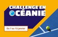 Tournois d'Auckland, de Sydney et d'Hobart sur PMU : 5.000€ à partager sur le tennis du 7 au 13 janvier 2018