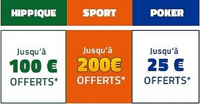 code promotionnel PMU sport