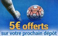 Coupe de France, FA Cup et Coupe du Roi sur France Pari : 5€ de dépôt offert du 6 au 8 février 2018