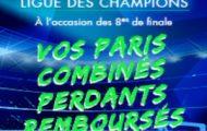 Misez sur la Champions League avec GenyBet : 50% de vos combinés remboursés le 20 et 21 février 2018