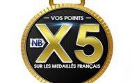 Pariez sur les Jeux d'hiver 2018 avec NetBet : Vos points X5 à chaque médaille des Bleus