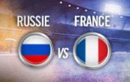Pariez sur les buteurs du match Russie/France du 27 mars 2018 avec Winamax et multipliez vos gains